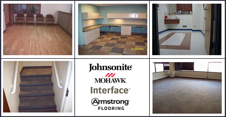 Office Flooring and Carpet | Albuquerque Office Systems ...